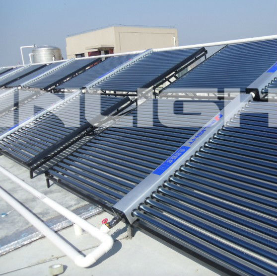 Solar Hot Water Heating System Project
