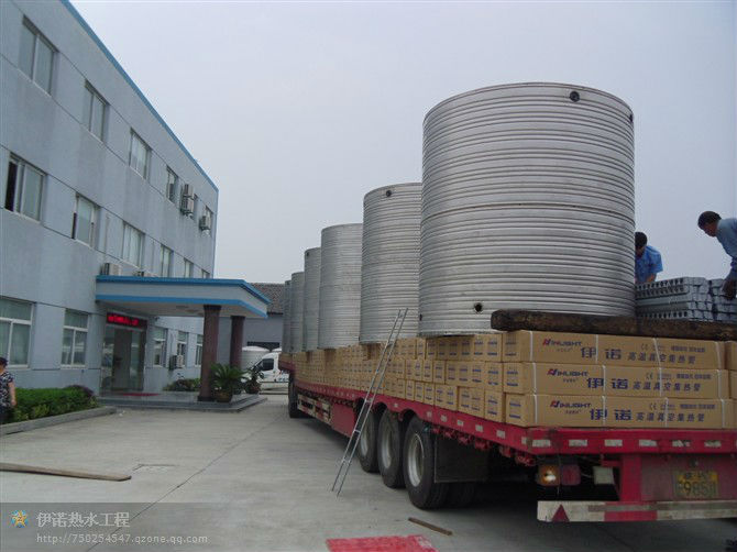 Stainless Steel Solar Water Boilers(Commercial Use)