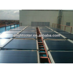 Intelligent Control Solar Water Heater System for Hotel Factory School