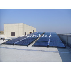 Green Energy Solar Water Heating System