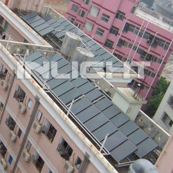 Residential Flat Plate Solar Heating System