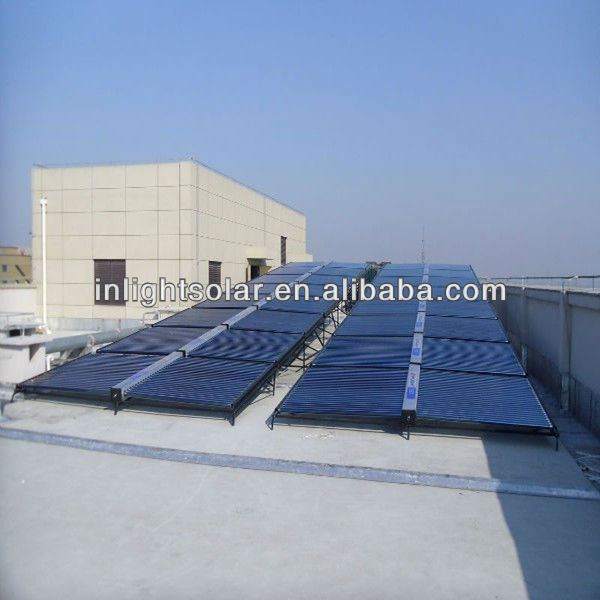 Thermal Energy Solar Collector Systems