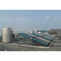 Solar Hot Water Heating System for Hotels,Hospitals, Staff Quarters