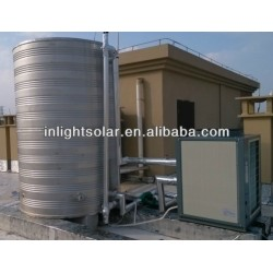 Insulated Hot Water Tank Stainless Steel