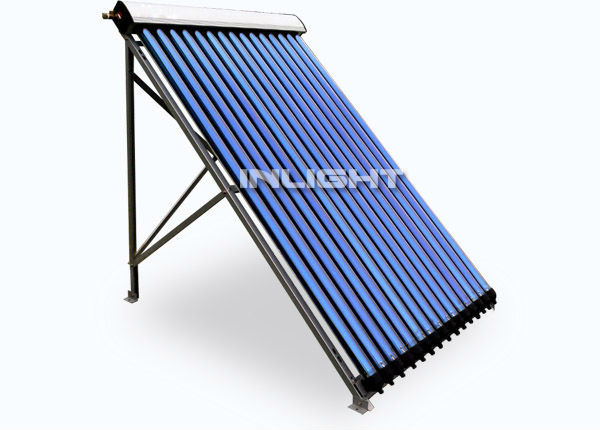 balcony hanging pressurized solar energy collector