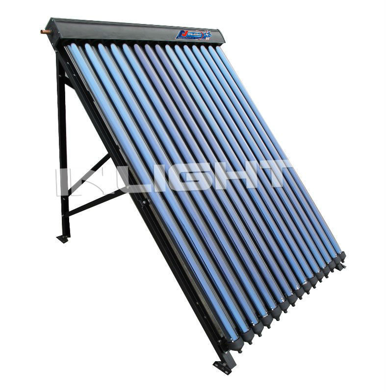 High efficiency Heat Pipe Solar Collector( Solar Keymark,SRCC,ISO,CE approved)