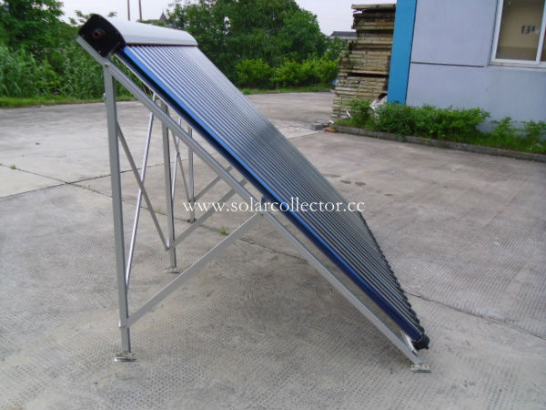 SRCC,Solar Keymark and ISO Heat Pipe Solar Collector