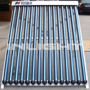 Non pressure Glass Tube Solar Collector