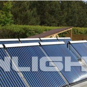 High Efficient Pressurized Solar Collector