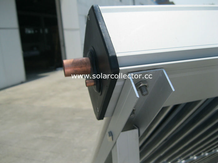 2013 best efficiency heat pipe solar collector