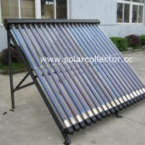 Highest Efficiency Matel Glass Solar Collector (diameter 70mm)