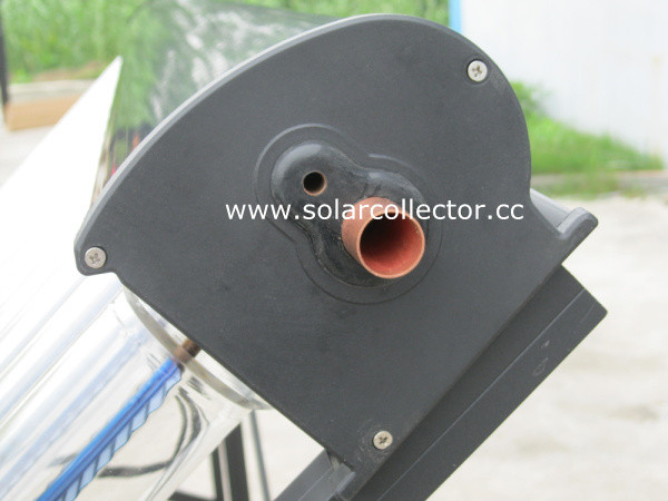 Highest Efficiency Matel Glass Solar Collector (diameter 70mm)