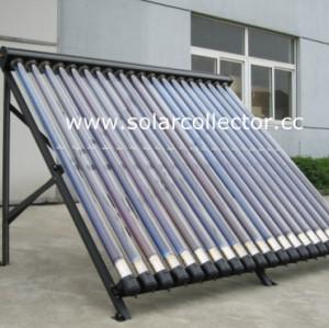 metallic seal heat pipe vacuum tube Solar Collector