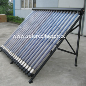 glass metal vaccum tube solar collector