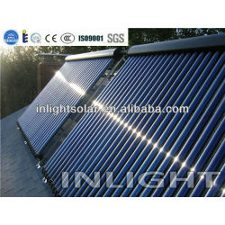 SRCC, Solar Keymark Certified Heat Pipe Solar Collector,Solar Thermal Collectors