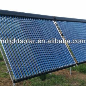 25 Pipes Vacuum Tube Solar Energy Collectors(Solar Panels)