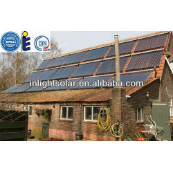 Frost Resistance Pressurized Hot Water Solar Panels with Solar Keymark SRCC