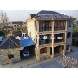ETC Low Pressure Solar Water Heater Collectors