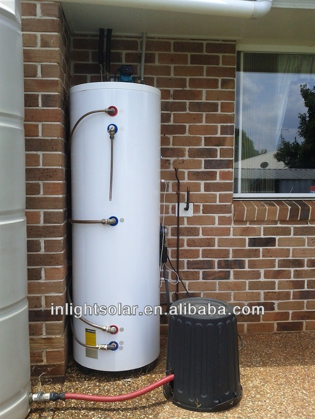 Vacuum Tube Heat Pipe Solar Collector Keymark