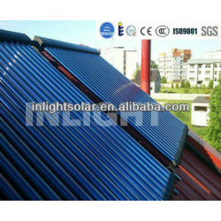 SRCC Approved Heat Pipe Solar Thermal Collectors