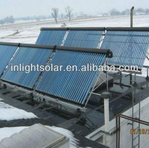 Keymark Certified Heat Pipe Solar Collector