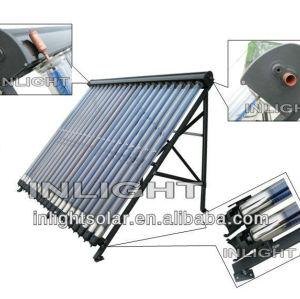 Super Heat Conductive Heat Pipe Solar Collectors