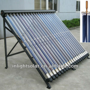 Super Heat Conductive Heat Pipe Solar Thermal Collectors