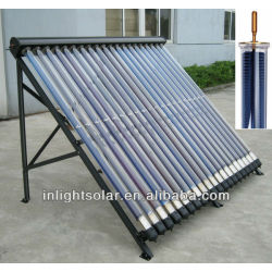 Super Heat Conductive Heat Pipe Solar Thermal Collectors