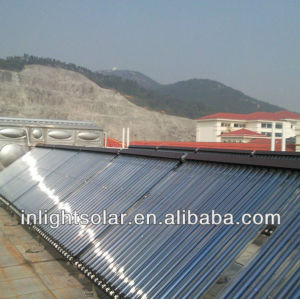 58*1800mm Vacuum Tube Solar Collector Module