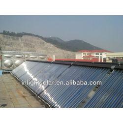58*1800mm Vacuum Tube Solar Collector Module