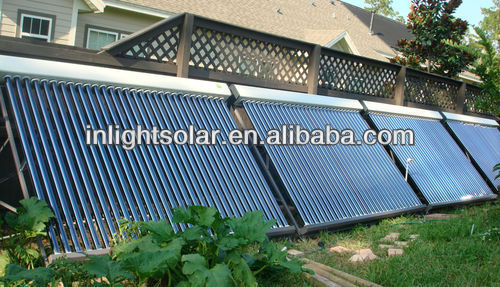 Solar Swimming Pool Heater(Vacuum Tube Solar Collector)