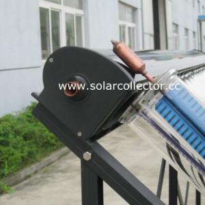 metallic seal heat pipe vaccum tube solar Collector