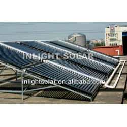 Solar Water Heating System for Hotel,Swimming Pool,Restaurant