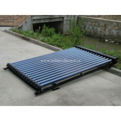 copper heat pipe solar collectors