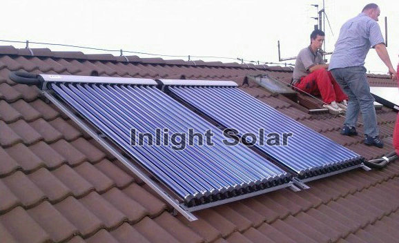 Tile Roof Mounting Solar Collector(ILHC-5815H)