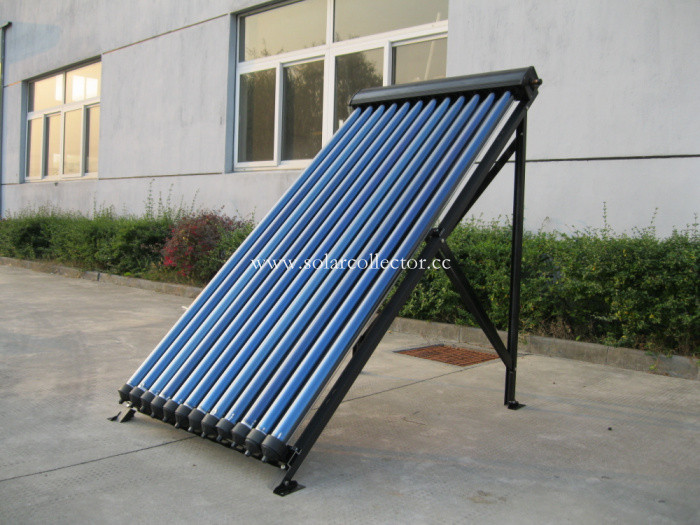 2014 hot sale aluminum heat pipe Solar Collector
