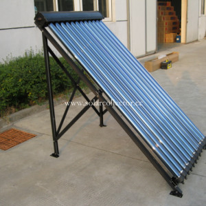 Keymark certified Solar Thermal Collector