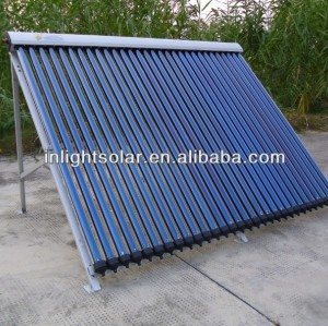 Evacuated Tube Solar Panels( for room heating and water heating)