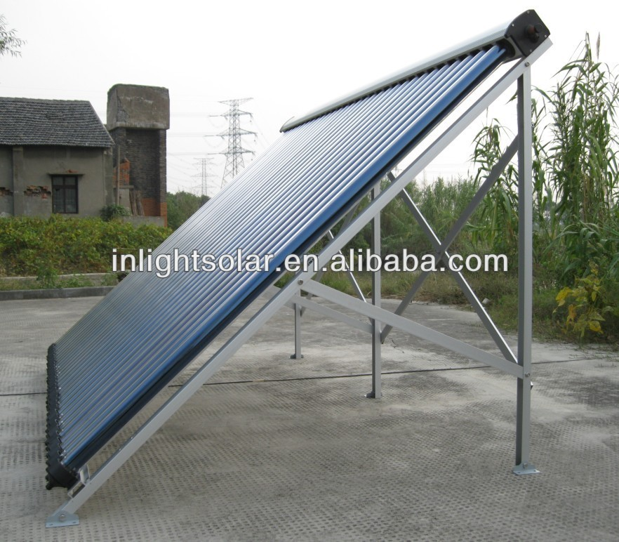 Keymark EN12975 Approved Solar Thermal Collector
