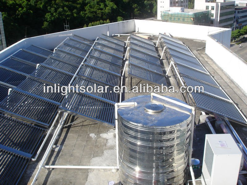 Solar Vacuum Tube Butterfly Solar Thermal Panels