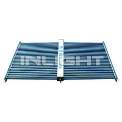 Non pressure All Glass Tube Solar Collector