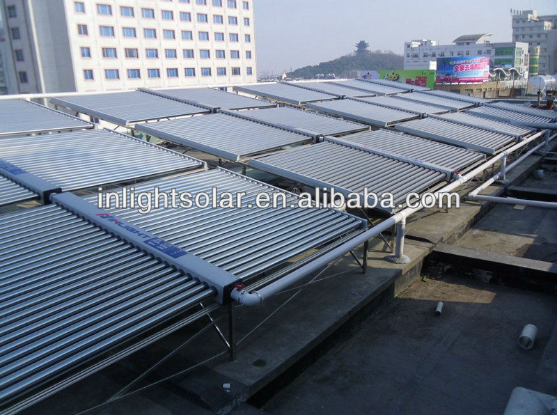 Butterfly Vacuum Tube Solar Collectors System(Commercial Use)