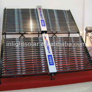 Solar Vacuum Tube double side solar Collector