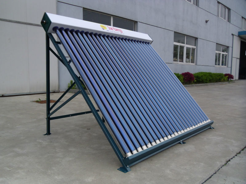 20tubes glass tube solar energy collector ( including bracket)