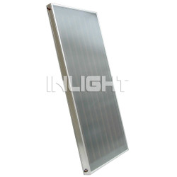 Pressure Black chrome Solar Flat Plate Collector