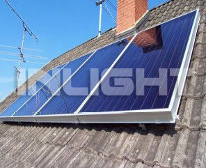 High Selective Titanium Coating Flat Solar Collectors