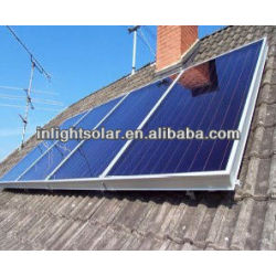High Heat Efficient Flat Plate Solar Panel Solar Thermal Collector