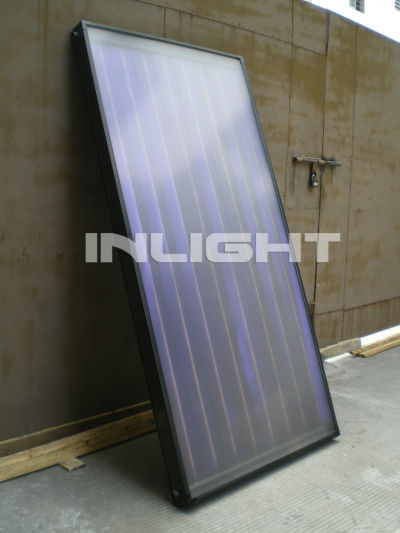 flat panel solar themal collector