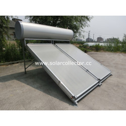 Flat Panel Solar Thermal Solar Collector