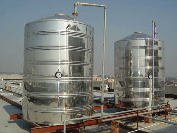 Storage Hot Water Tank